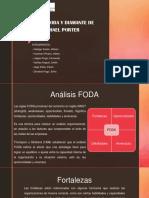 ANALISIS FODA Y DIAMANTE DE PORTER- alicorp, etc