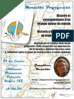 Flyer Ushuaia 29/01/11 - Francais
