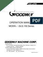 Gls-150 Operation Manual 16ver