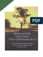 REVELACION TEOLOGIA VIDA XNA II