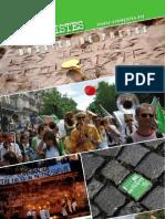Dossier de presse des Jeunes Ecologistes