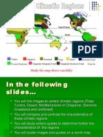 World Climatic Regions