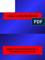 CONCEPTOS VALUACION DE MINAS 1