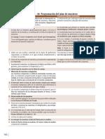 2 - Programación del plan de muestreo