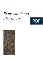 Expresionismo abstracto - Wikipedia