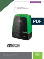 Centurion Systems D5-Smart installation manual