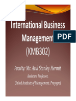 Unit 1 Notes__International Business Management__KMB302