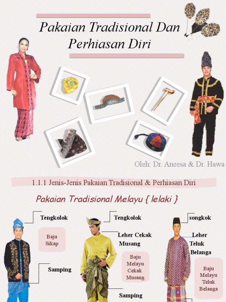 Kaum Iban Pakaian Tradisional