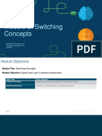 MT PPT2 - Switching Concepts and VLANs (1)