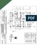 Architectural Plan sample