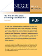 The Arab World in Crisis