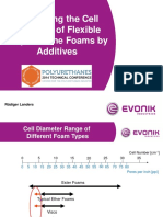 Influencing the Cell Structure of Flexible Polyurethane Foams by Additives (Presentation).pdf
