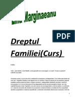 Dreptul Familiei, Lilia Margineanu
