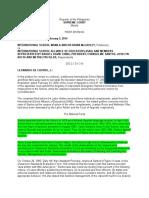 INTERNATIONAL SCHOOL VS. ISEA 714 SCRA 343 (2014)