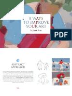 8 Ways To Improve Your Art