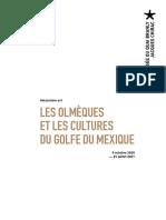 Exposition Les Olmèques et les cultures du golfe du Mexique au Musée du Quai Branly