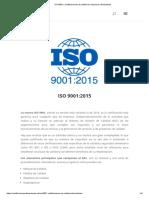 ISO 9001 _ Certificaciones de calidad en empresas alimentarias