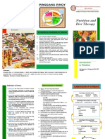 NT101 Pamphlet Introduction to Nutrition