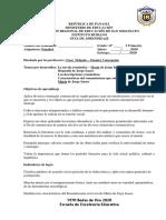 GUÍA DE APRENDIZAJE ESPAÑOL 11º P.M.