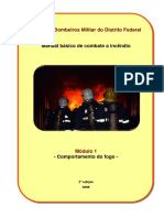 Manual CBMDF - Incêndio - Vol1