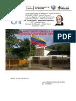 Caracterización U.E. Jose Miguel Hernández 2020