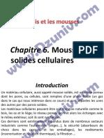 Bois et Mousses _ Cours - Chapitre 7 _ Mousses Ou Solides Cellulaires 6519