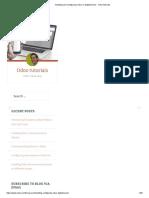 Installing and configuring Odoo on DigitalOcean - Odoo tutorials