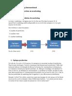 Introduction au marketing COURS N°1 ET 2