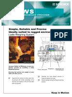 steel mill ladle weigihing system_schenck