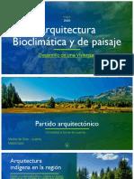 arq. bioclimatica ULTIMO