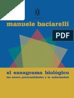 LIBRO-Baciarelli 183 El Eneagrama Biologico (Las nueve personalidades y la enfermedad)