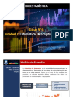 Clase N°4 Estadística Descriptiva-B  06-10-2020