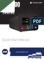 WAI1000 Regulator Tester Operating Instructions