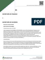 Resolución Conjunta 56/2020