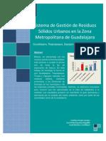 Sistema de Gestión de Residuos Sólidos de la Zona Metropolitana de Guadalajara