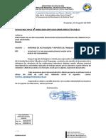 OFICIO MULTIPLE N° 0082- DIRECTORES INFORME DE ACTIVIDADES Y REPORTE DEL TRABAJO REMOTO (1)