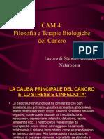 CAM 4 Terapie Biologiche per il Cancro.ppt
