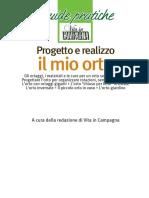 Orto - Progetto E Realizzo Il Mio Orto - Vita In Campagna 2009