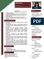 kathy resume