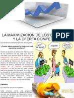 7. La Maximización de los Beneficios y la Oferta Competitiva.pptx