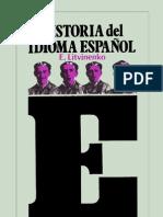 Litvinenko E - Historia Del Idioma Español 1