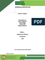 LA QUINTA DISCIPLINA DE PETER SENGE (1)