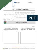 Estudo do Meio e Cidadania - aula 7 Tecnologia1