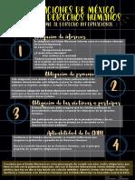 Obligaciones de Mexico en Materia Derechos Humanos