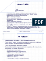 Projeto e Planejamento Industrial (UFBA) - Aula 2