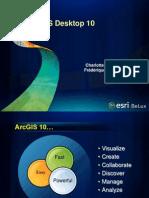01 - ArcGIS Desktop 10