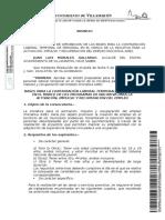 Decreto Aprobacion Bases Del Programa AIRE. Villamartín