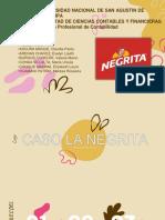 CASO LA NEGRITA