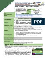 PLANIFICADOR SEMANAL 27 CYT-1RO.docx