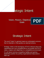 strategic intent copy